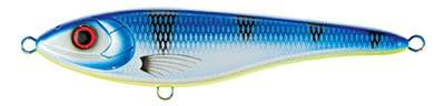 Leurre Jerkbait CWC Big Bandit C390 ocean blue