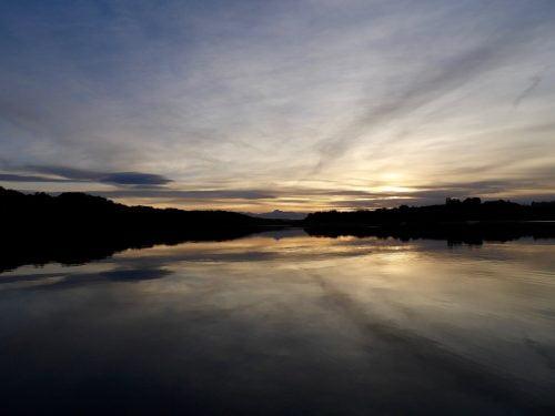 paysage pêche
