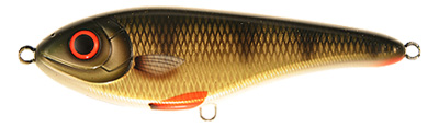 Leurre CWC Buster Jerk C382 Golden Perch