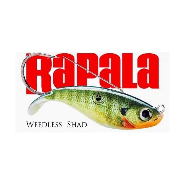 Present Weedless Shad Rapala.001